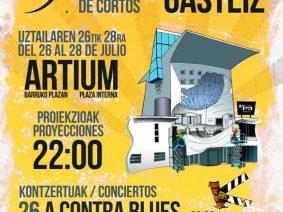 Festival de cortos – Korterraza Gasteiz