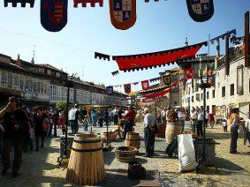 Mercado Medieval en Vitoria-Gasteiz 2018