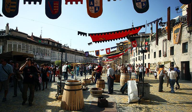 Medieval Market in Vitoria-Gasteiz 2018  f83342973973e