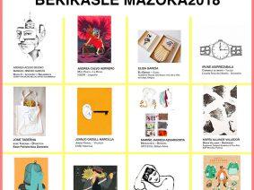 Mazoka – Mercado de Dibujo e Ilustración