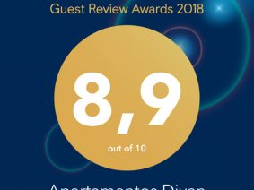 Apartamenots Diván 'Guest Review Award'