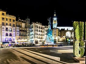 Vitoria-Gasteiz will become the world sustainabillity capital when it hosts the 2nd International network of Michelin cities congress that will bring together 30 cities from 20 different countries, 16 mayors and more tan 120 participants from 4 continent.
