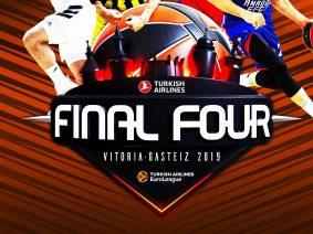 Komplettes Veranstaltungsprogramm der Final Four von Vitoria-Gasteiz