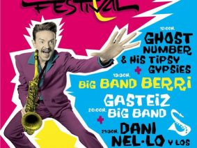 La 16ème édition du Big Band Festival arrive à Gasteiz
