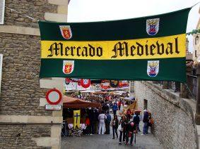 Mittelaltermarkt in Vitoria-Gasteiz
