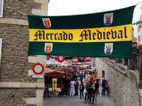 Marché médiéval de Vitoria-Gasteiz