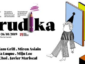 3. Ausgabe von Irudika, International Professional Illustration Meeting