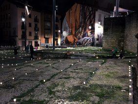 Nacht der Kerzen in Vitoria-Gasteiz
