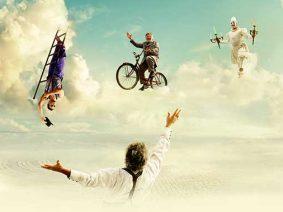 Corteo des Cirque du Soleil