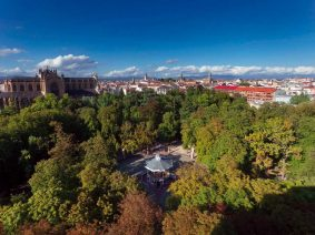 Vitoria-Gasteiz, Green capital
