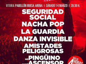El Festival Locos por la música llega a Vitoria-Gasteiz