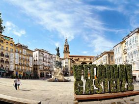 GUIDED VISITS Program by VITORIA-GASTEIZ