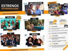FesTVal Fernsehfestival von Vitoria-Gasteiz